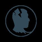 Icon für psychosomatische Erkrankungen _ Schwerpunkte in der Psychotherapie bei Sabrina Fembek